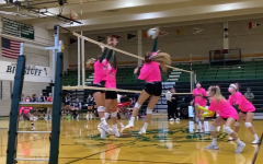 Girls Volleyball: Senior Night Revenge