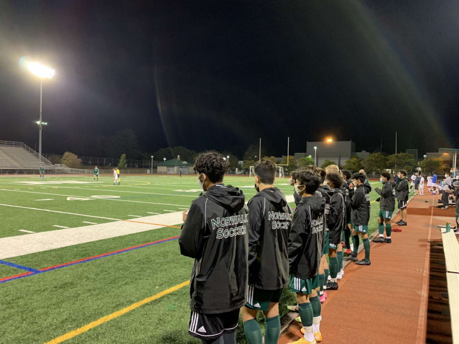Boys Soccer Opens Up Season With Impressive Victory