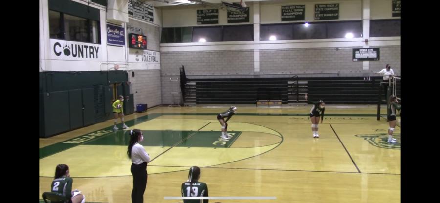 nhs girls volleyball