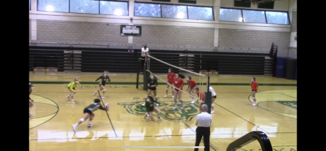 First round of playoffs for Bears volleyball