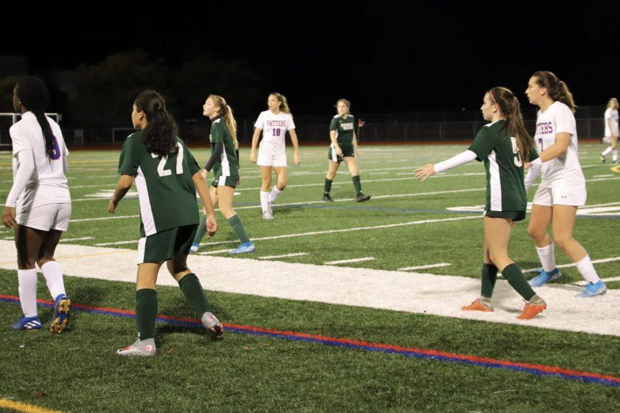 NHS Girls Soccer