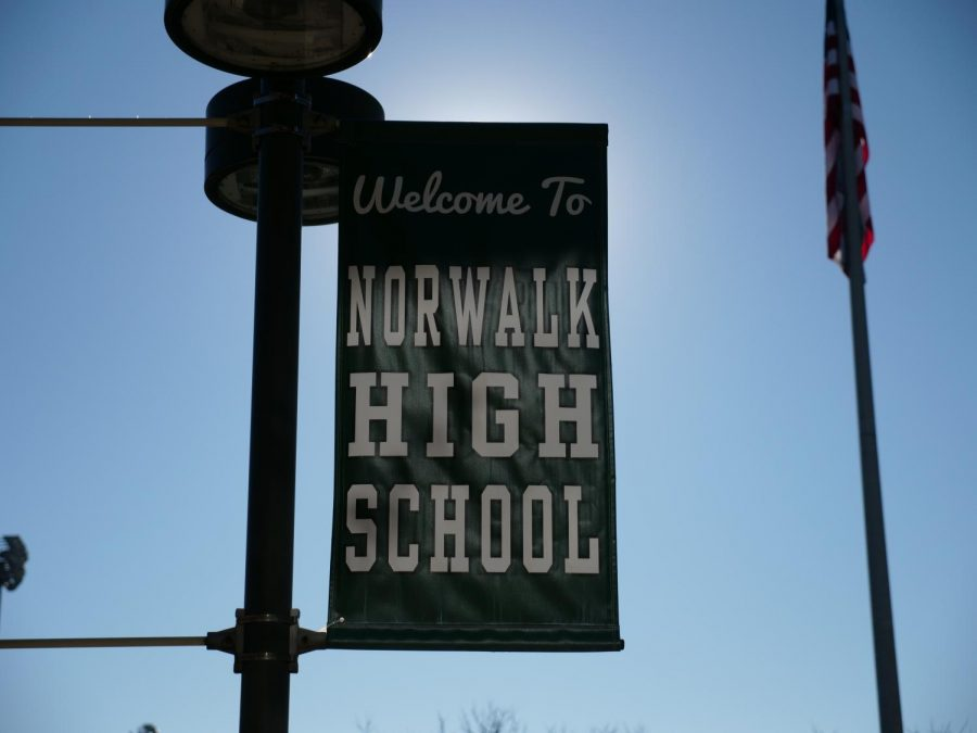 Norwalk High Banner