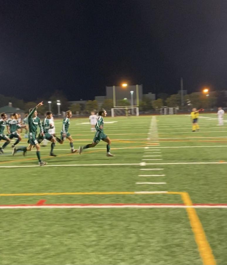 Norwalk Boys Soccer back For One Last Game