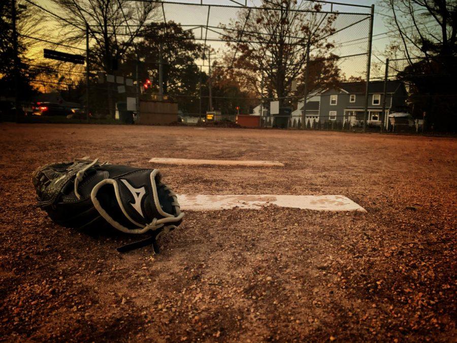 nhs softball mound