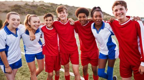 The Growth and Dedication of Teen Athletes