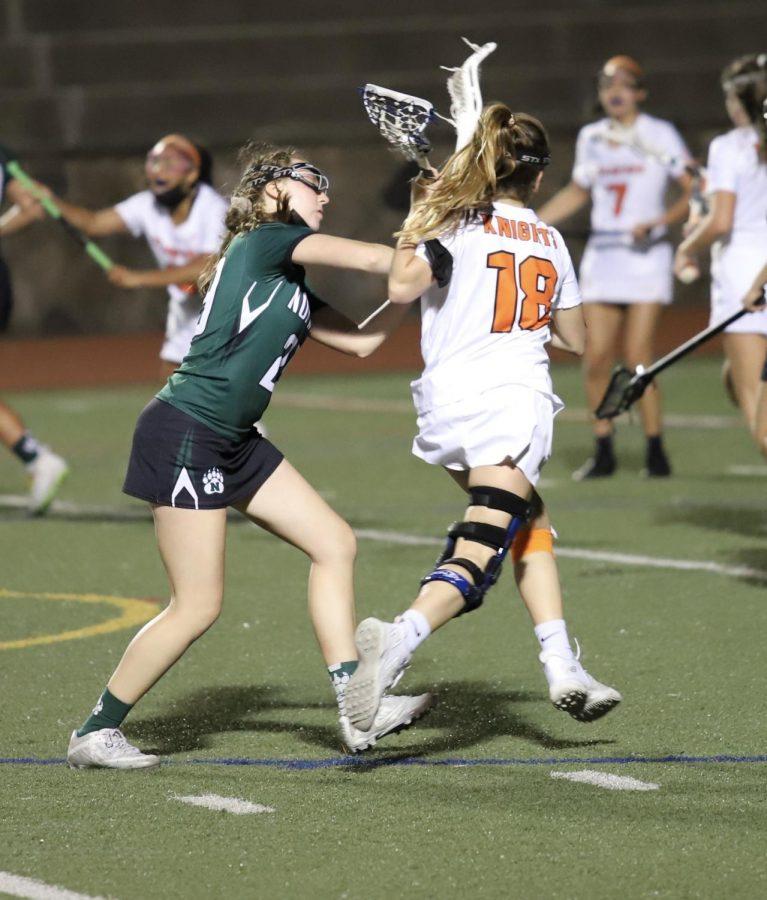 Rachel Boone defending