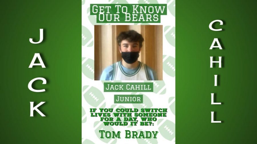 Get to Know Our Bears: Jack Cahill