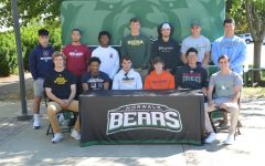 2021 Sports Signing Day  - Photo Gallery