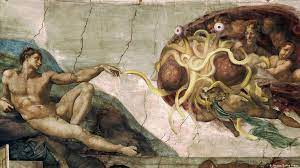 Church of the Flying Spaghetti Monster and Whether or not it Should be Taught in Public Schools