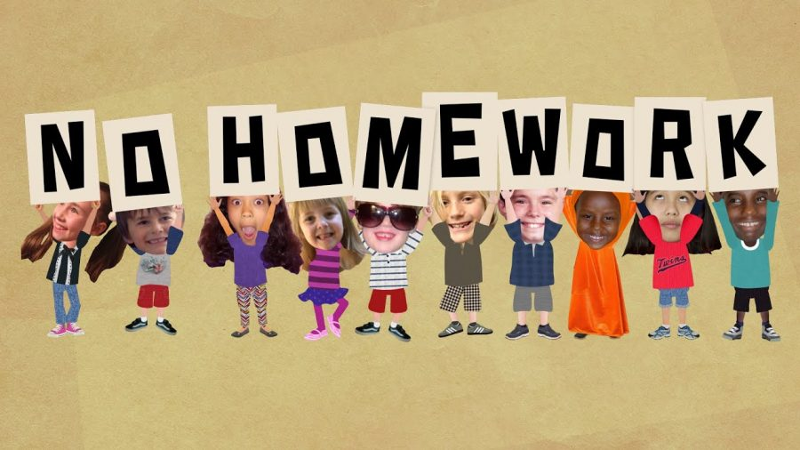 NO Homework Policy