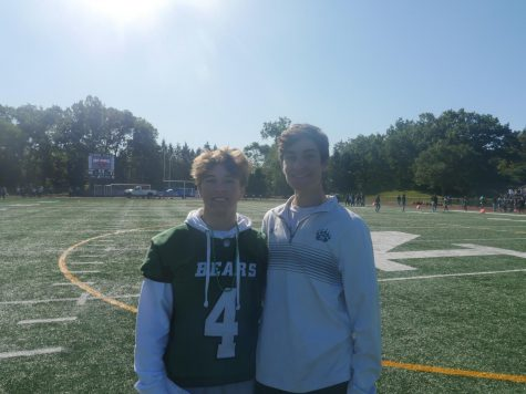 Bear Pack Leaders; Anthony Bonaddio and Jack Cahill